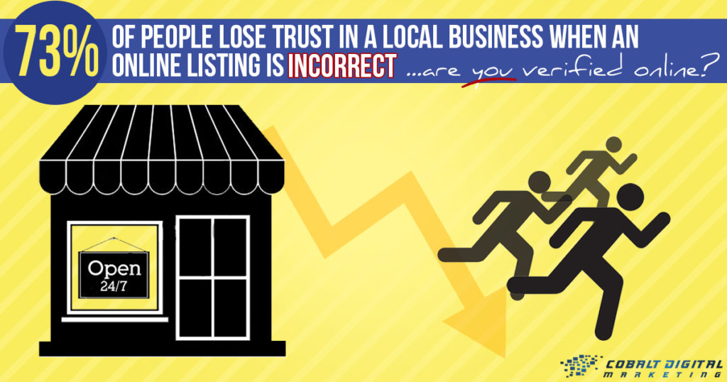 Wrong Information is Bad for Business!